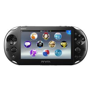 Console Sony PlayStation Vita Slim 2004 - Noir