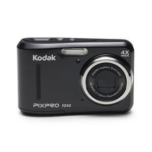Kompaktkamera - Kodak Pixpro FZ43 - Schwarz