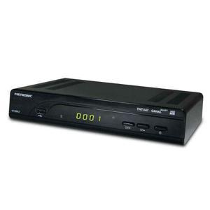 Metronic HD PVR TNTSAT 441639 Acessórios De Tv