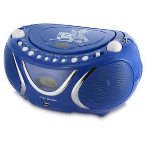 Radio CD-MP3 FM Metronic Square avec port USB