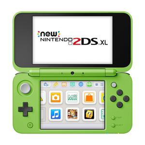 Nintendo 2DS XL - HDD 0 MB - Grün/Schwarz