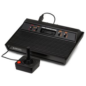 Console Atari 2600 + Manette - Noir
