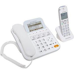 Telefono fisso Alcatel XL650 Combo Voice