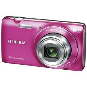 Compacta - Fujifilm FinePix JZ100 - Rosa