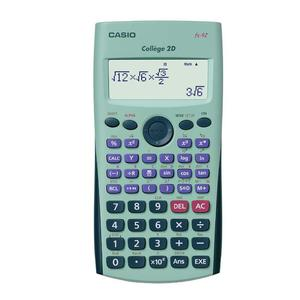 Calculatrice Casio FX 92 College 2D