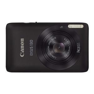 Compact - Canon Ixus 130 Noir Canon Zoom Lens 28-112mm f/2.8 - 5.9