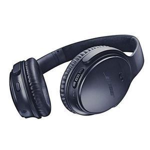 Kopfhörer Rauschunterdrückung Bluetooth mit Mikrophon Bose QuietComfort 35 - Blau