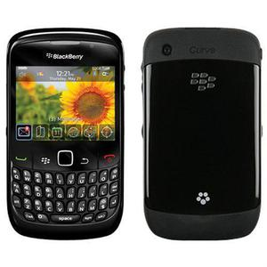 Blackberry Curve 8520 - Black - Unlocked