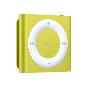 Apple iPod Shuffle 4 Leitor De Mp3 & Mp4 2GB- Amarelo