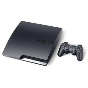 Console Sony Playstation 3 Slim 120 Go - Noir