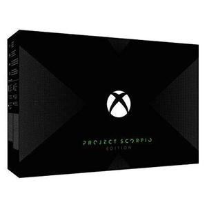 Console Microsoft Xbox One X Project Scorpio 1To  + Manette - Noir