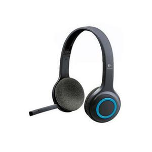 Logitech H600 Gaming Headphones with microphone - Black