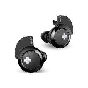 Ecouteurs Intra-auriculaire Bluetooth - Philips Bass+ SHB4385BK/00