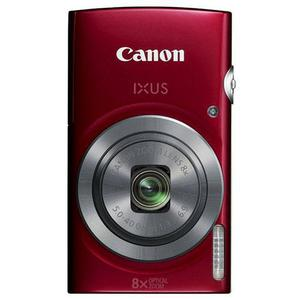 Compact - Canon IXUS 160 Rouge Canon Canon Zoom Lens 28-224 mm f/3.2-6.9