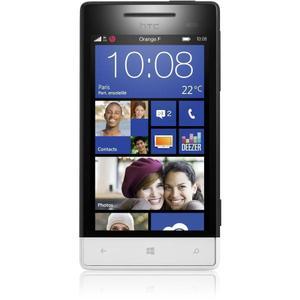 HTC Windows Phone 8S 4 GB   - White - Unlocked
