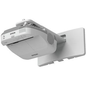 Videoproiettori Epson EB-575W 2700 Luminosità Grigio/Bianco