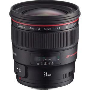 Objectif Canon EF 24mm f/1.4