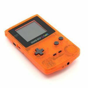 Console Nintendo Game Boy - Orange translucide