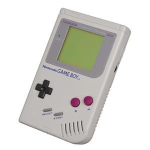 Consola Nintendo Game Boy Classic - Gris