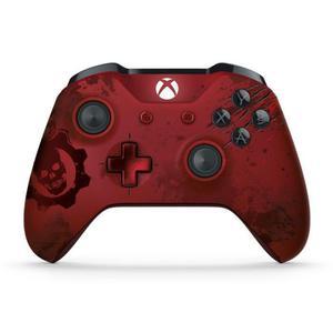 Controller wireless Microsoft Gears of War 4 - Rosso