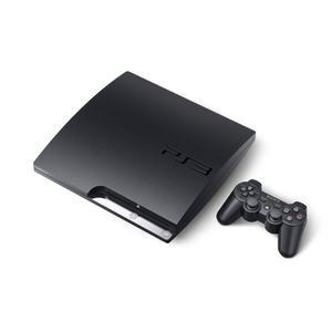 Sony Playstation 3 Slim 320 Go + Manette + 2 jeux - Noir