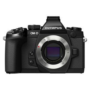 Caméra Hybride Olympus OM-D E-M1 + Adaptateur 4/3 - Noir