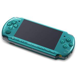 Konsoli Sony PSP 3004 - Syaani