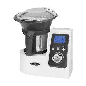 Robot ménager multifonctions PROFICOOK PC-MKM 1104 Blanc/Gris