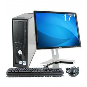 """Dell Optiplex Dual 17"""" Core 2 Duo 2,3 GHz - HDD 80 Go - 2 Go"""