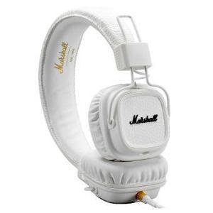 Marshall Major 3 Koptelefoon Bluetooth - Wit
