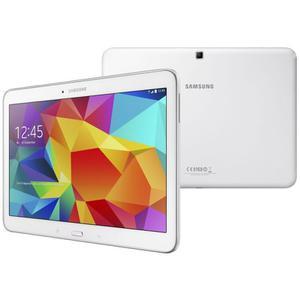 """Galaxy TAB 4 (Juin 2014) 10,1"""" 16 Go - WiFi + 4G - Blanc - Débloqué"""