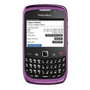 Blackberry Curve 9320 - Violetti- Lukitsematon