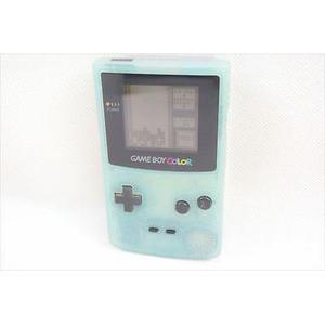 Konsole Nintendo Game Boy Color - Transparent Blau