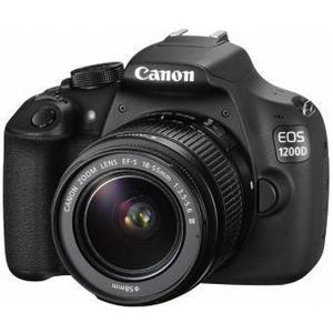 Reflex - Canon EOS 1200D + Objectif EF-S 18-55 f/3.5-5.6 III