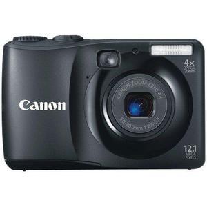 Cámara Compacta - Canon PowerShot A1200 - Negro