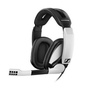 Casque  Gaming   avec Micro Sennheiser GSP 301 - Blanc/Noir