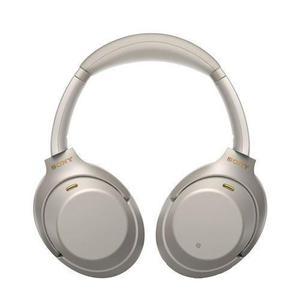 Cuffie Riduzione del Rumore Bluetooth con Microfono Sony WH-1000XM3S - Argento