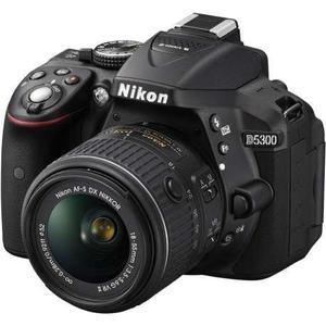 Canon D5300 Reflex 24 - Black