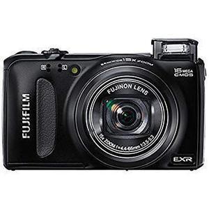Fujifilm compact finepix f660exr - Noir