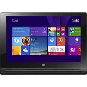 "Lenovo Yoga Tab 2 1050 (September 2014) 10"" 16GB - WLAN - Silber - Ohne Vertrag"