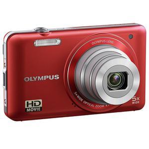 Compact - Olympus VG-120 Rouge Olympus Olympus 4,7-120mm f/2,8-6,5