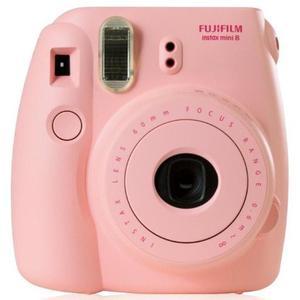 Cámara instantánea Fujifilm Instax Mini 8 Rosa
