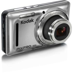 Kompakt - Kodak X53 - Silber