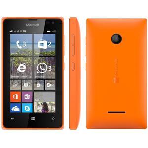 Nokia Lumia 435 - Oranssi- Lukitsematon