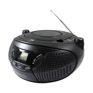 Radio CD MP3 Metronic 477146 - Noir