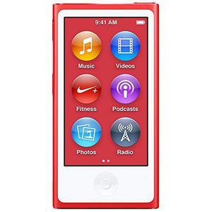 Ipod Nano 7 16Go - Rouge