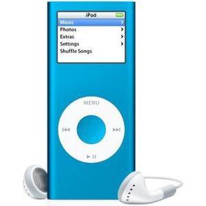 Ipod Nano 2 - 4 Go - Bleu