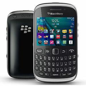 BlackBerry Curve 9320 0,512 GB - Black - Unlocked