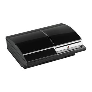 Console Playstation 3 FAT 80GO - Noir