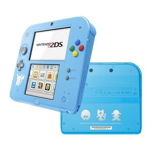 Console Nintendo 2DS + Pokemon Moon - Blauw